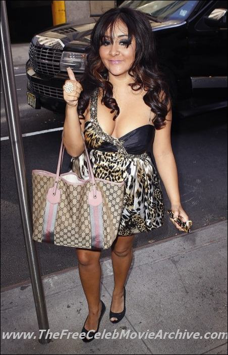 Nicole Snooki Polizzi Naked Hot Girls Wallpaper