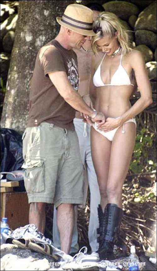Brooke Burns Topless And Lingerie Posing Pictures @ Free ...